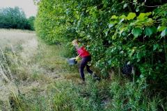 Ing. Maňourová už běží pro další vzorek půdy