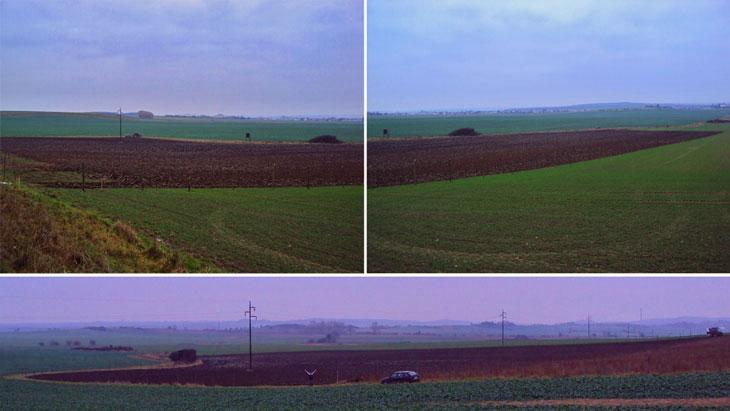 A to už bylo téměř hotovo. Pozemek je byl krásně připraven. Na jeře stačilo oraniště srovnat a už se sázelo!